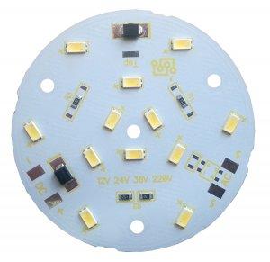 Светодиодный модуль Circle 7W-220V